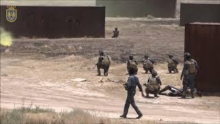 190704 Instrucción contra el DAESH en Irak