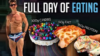 Flexible Dieting Full Day of Eating | Free Macro Friendly Recipes