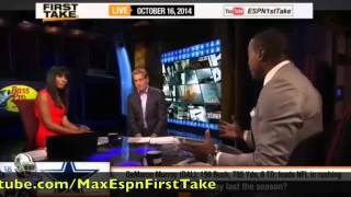 First Take   Can DeMarco Murray Last All Year !