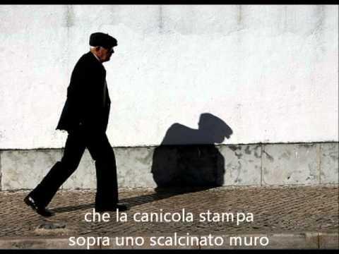Eugenio Montale, Non chiederci la parola