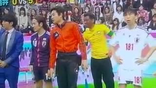 知ってのとおり岩井vs又吉のやつです 短くてスミマセン.