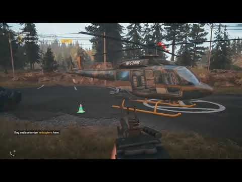 Far Cry 5 - Doctor's Orders - Get Undamaged Black Bear and Pronghorn Skin
