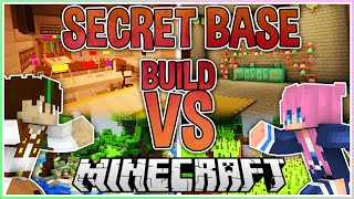 Secret Base! | Build VS with @LDShadowLady