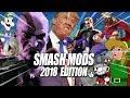 SMASH MODS 2018 - Hype & Rage Compilation: Super Smash Bros 4 Wii U