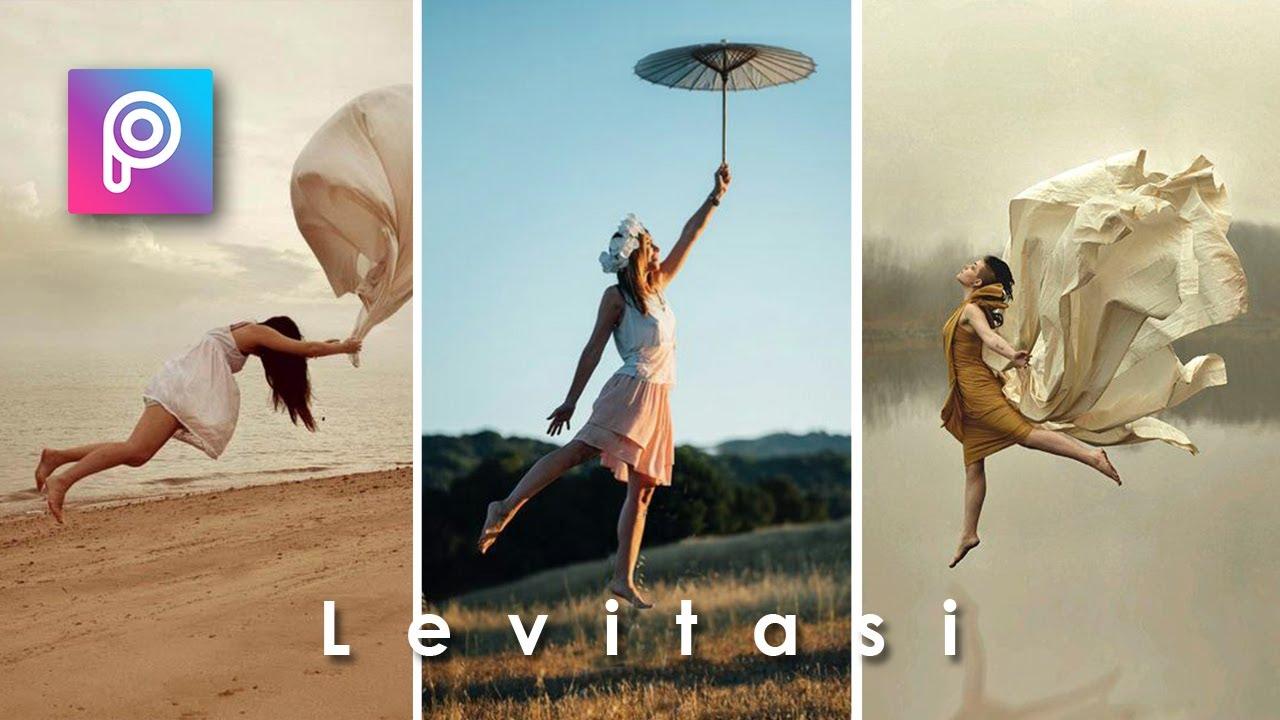 Cara Edit Foto melayang (Levitasi Effect) - Edit Foto ...