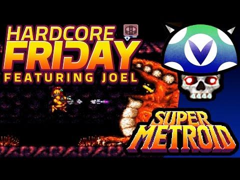[Vinesauce] Joel - Hardcore Friday: Super Metroid