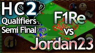 Hidden Cup 2 Qualifier | Jordan23 vs F1Re | Decider #1