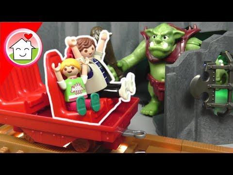 Playmobil Film Deutsch Die Geisterburg Familie Hauser In Der