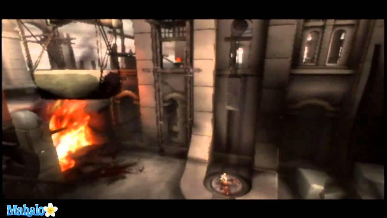 God of War: Ghost of Sparta Walkthrough - Level 9 - Temple of ...