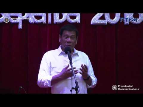 Meeting with the Filipino Community (Speech) 9/5/2016