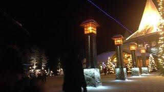 видео Новый год в Лапландии 2017