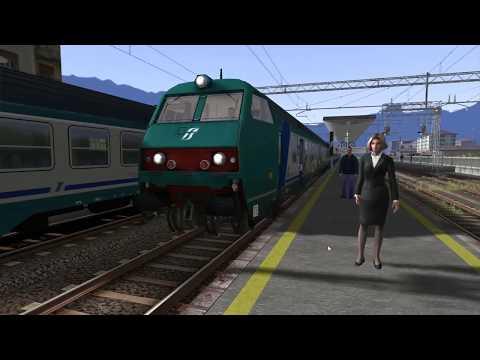 Train Simulator 2019 Treni Alla Stazione Di Bussoleno [Torino-Bardonecchia]