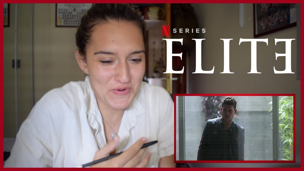 "Download Elite Season 2 Episode 4 REACTION to ""59 Hours Missing"" 2x04"