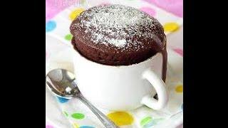 للاطفال 6 كيكات بى  دينار واحد فى 15 دقيقة   صحية 100%  Comment préparer le gâteau au vapeur