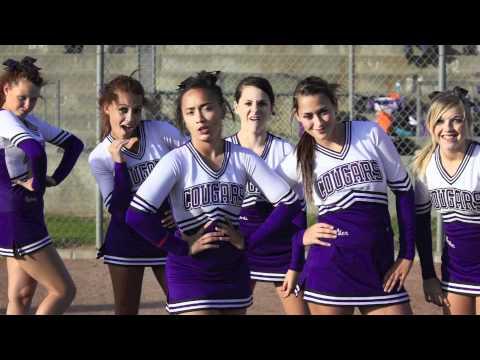 Rancho Cucamonga High School JV Pep Squad