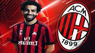 Baixar Transfer Mohamed Salah Semneaza cu Ac Milan 105.000.000Euro || FIFA 19 Romania Ac Milan #1