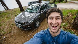 Первый раз на прокатном авто по Турции