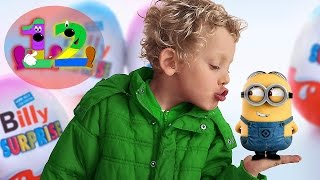 Minions Kinder Surprise Eggs 2015. Inside Out. Lego Dinosaurs. Disney Collector. Peppa Pig.