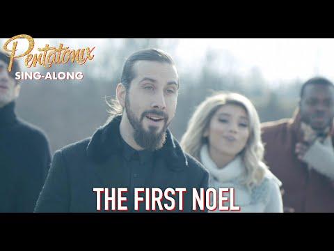 SING-ALONG-VIDEO-The-First-Noel-–-Pentatonix