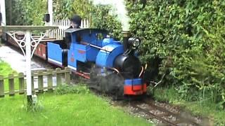 1/3 Scale Darjeeling & Himalayan B Class Steam Loco