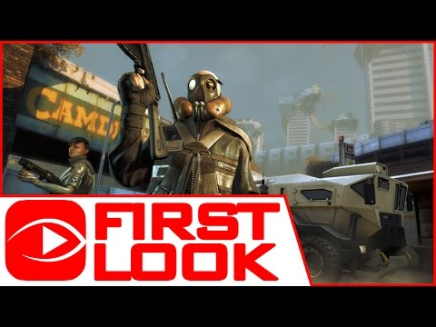 Dirty Bomb - Gameplay First Look