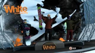 Shaun White Snowboarding Gameplay - Final Race ISN Sport