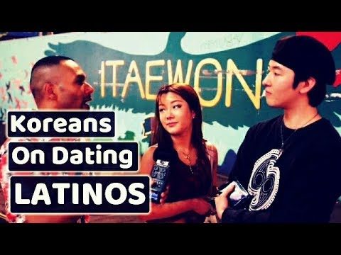 What Koreans Think Of Dating Latinos? Coreano En Citas Con Lations.