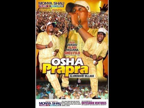 OSHA PRAPRA BY ALH WASIU ALABI PASUMA MARKERTED BY MONYA SHUA