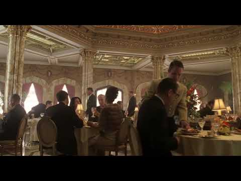 Fancy restaurant scene - Catch me if you can. Directed by Steven Spielberg