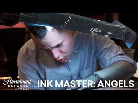 Smells Like Seattle Spirit: Tattoo Face Off | Ink Master: Angels (Season 1)