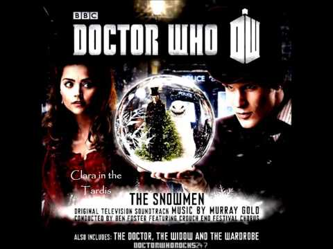 Doctor Who OST - Clara in the Tardis (The Snowman) HD