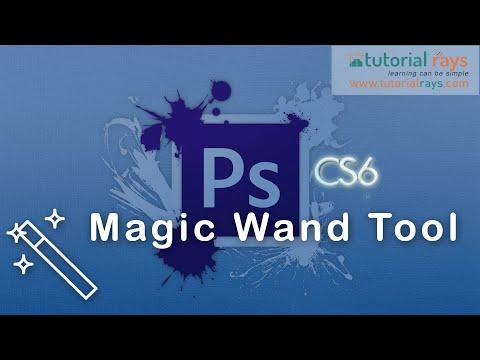 10  Magic Wand Tool In Photoshop CS6