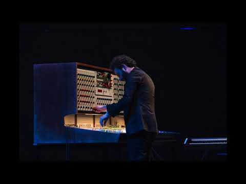 Koutsomichalis - Metaichmiakó (for Synthi100) live @ Athens Concert Hall