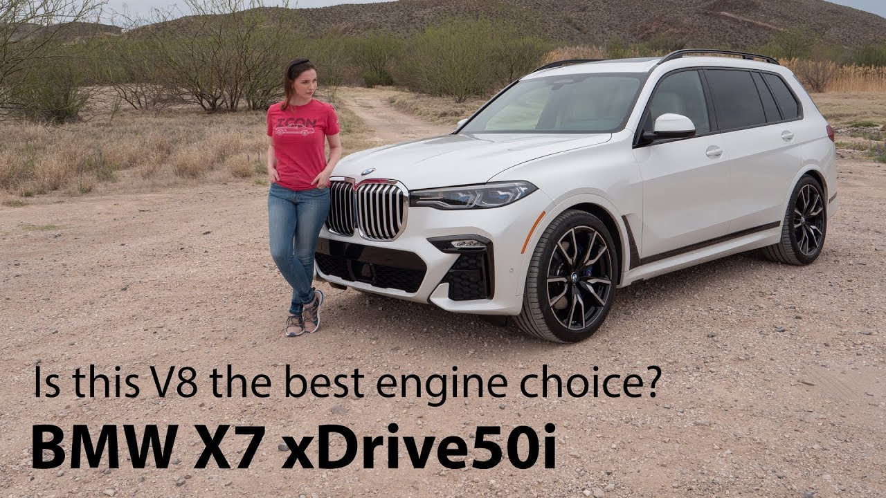 2019 bmw x7 xdrive50i review    is europe missing out on the best engine   english