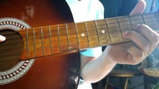 enjoy the ride morcheeba guitar demo by heochienbo