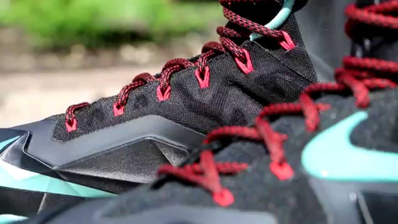 purchase cheap 709f9 038f6 Nike LeBron 11 Diffused Jade - On Foot