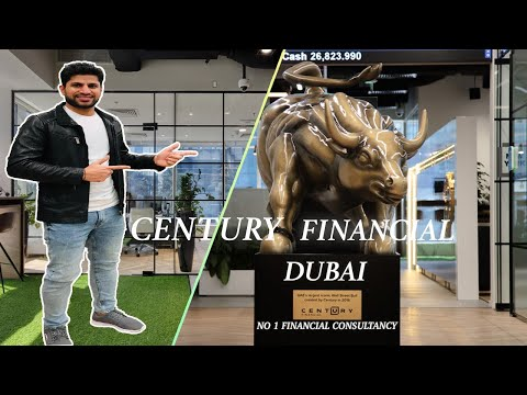 Century Financial Dubai | The Best Investment Consultant Company Globally