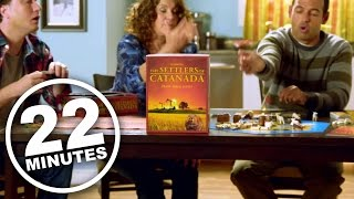 22 Minutes: Settlers of Catanada