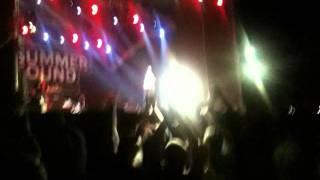 Kosheen - Suicide (Slip & Slide) (Live) @ Gribovka, Ukraine 13.08.2011