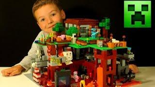 Лего Майнкрафт. Самоделка. Lego Minecraft MOC. Мультики для Детей. Видео Обзор на русском(Кока Туб: Лего Майнкрафт. Самоделка. Lego Minecraft MOC. Мультики для Детей. Видео Обзор на русском языке Привет,..., 2016-05-17T09:00:14.000Z)