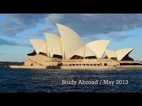Australia 2013 UF Study Abroad