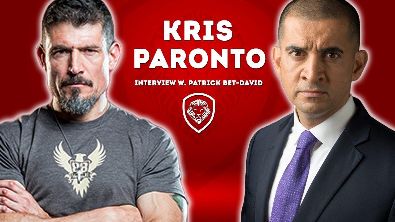 """Former CIA Operative Reveals Media's Agenda- Kris """"Tanto"""" Paronto"""