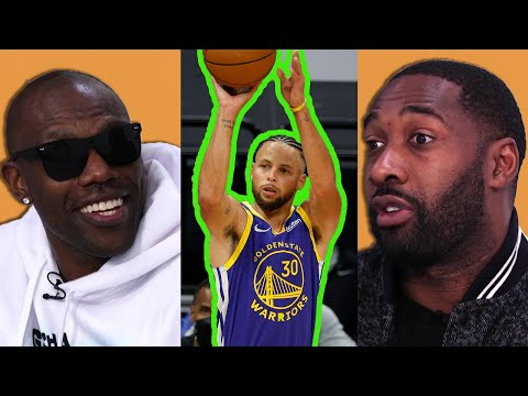How Gilbert Arenas Opened The Door For Steph Curry's Style   Terrell Owens Asks About Gil's Legacy