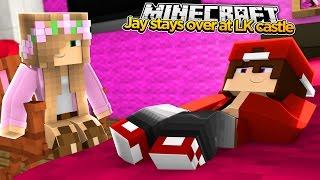 minecraft little kellys boyfriends hides out at the castle
