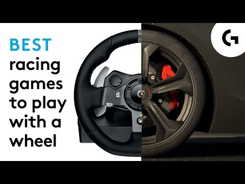 Best Racing Games To Play With A Wheel