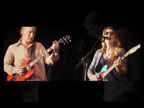 DEREK TRUCKS & SUSAN TEDESCHI BAND~ MIDNIGHT IN HARLEM
