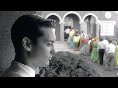pleasantville colour essay Those citizens of pleasantville in color, were looked down upon, and not even treated like real/true citizens joan allen, the mother in the film.