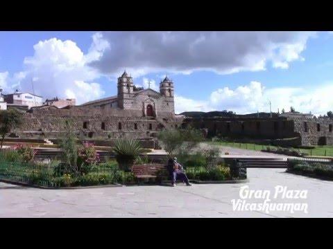 Documental Turístico de Vilcashuaman (Ayacucho - Perú) Por Knockout Publicidad