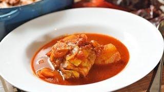 Barbacoa De Pollo - Chicken Barbeque - Recetas De Pollo