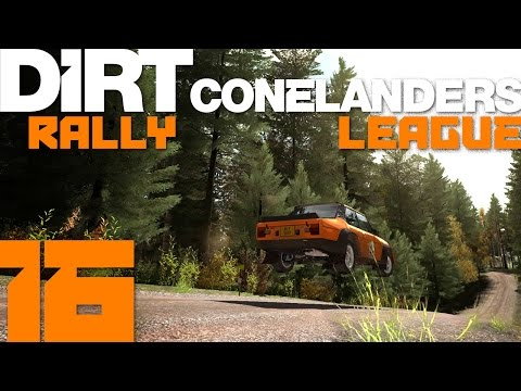 DiRT Rally: Conelanders League - '70s April Event 4: Finland